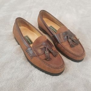 Other - Cole Haan Loafers Tassel Two-Tone 9.5 D D800924